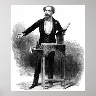 Lectura pasada de Charles Dickens Impresiones