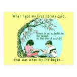 Lectura temprana postal