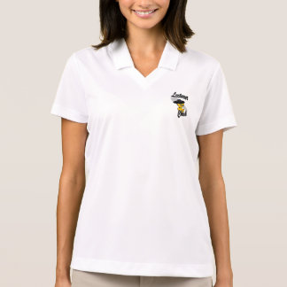 Lecturer Chick #4 Polo Shirt