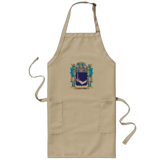 Lecuyer Coat of Arms - Family Crest Apron