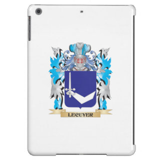 Lecuyer Coat of Arms - Family Crest iPad Air Cover