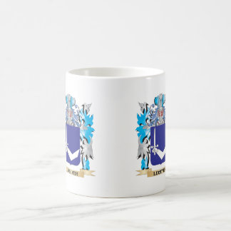 Lecuyer Coat of Arms - Family Crest Coffee Mugs