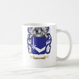 Lecuyer Coat of Arms (Family Crest) Coffee Mug