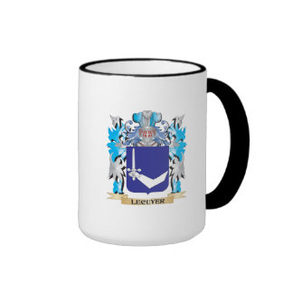 Lecuyer Coat of Arms - Family Crest Coffee Mug