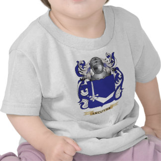 Lecuyer Coat of Arms (Family Crest) Tshirts