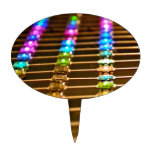 LED Abstraction Cake Topper