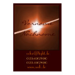 LED bronze Business Cards