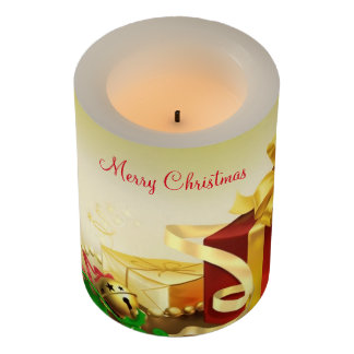 LED Candle/Christmas Gifts Flameless Candle