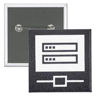 Led Controls Pictogram 2 Inch Square Button
