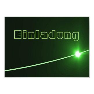 LED green Card