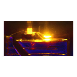 LED Macro Card