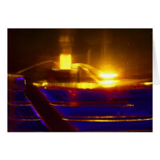 LED Macro Greeting Cards
