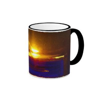 LED Macro Coffee Mugs