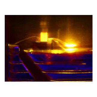 LED Macro Postcard