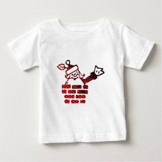 LED Santa Baby T-Shirt