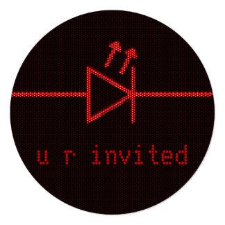 LED Symbol Shindig Card