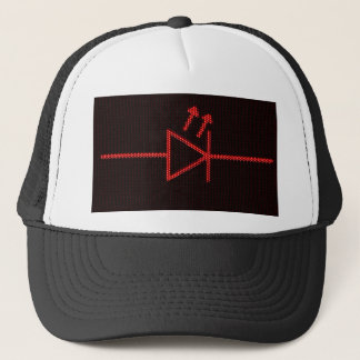 LED Symbol Trucker Hat