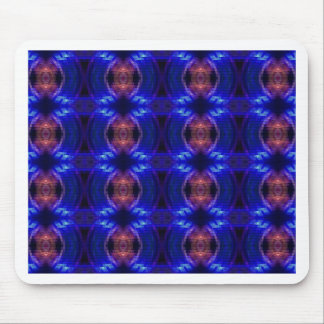 LED Wave Mouse Pad