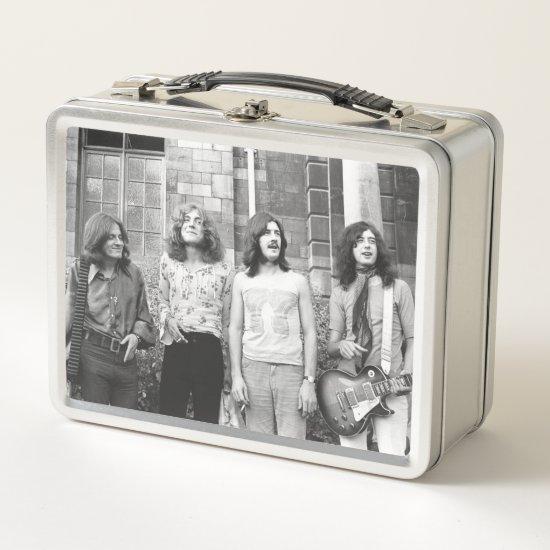 Led Zeppelin | 1969 Bath Festival Metal Lunch Box