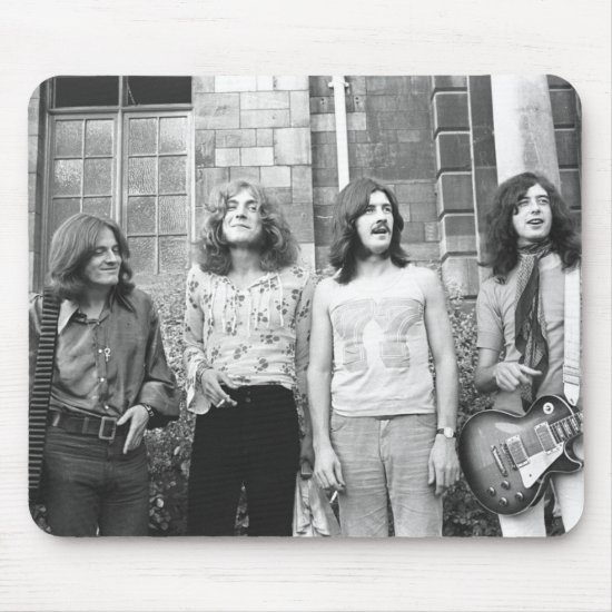 Led Zeppelin | 1969 Bath Festival Mouse Pad