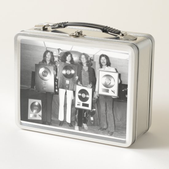 Led Zeppelin | Gold Records Metal Lunch Box