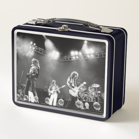 Led Zeppelin | On Stage Metal Lunch Box