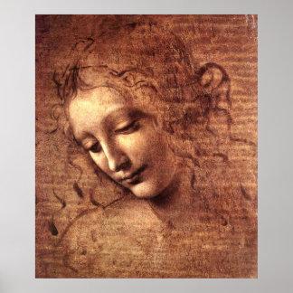Leda - Poster Art Reproduction