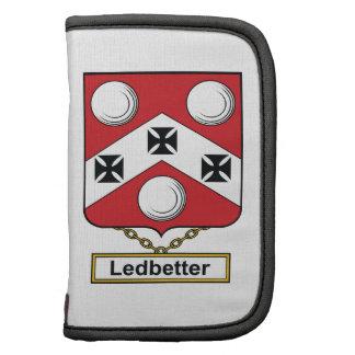 Ledbetter Family Crest Folio Planners