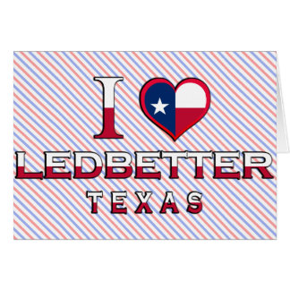 Ledbetter, Texas Cards