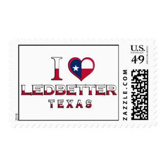 Ledbetter, Texas Stamp
