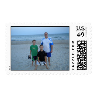 Ledbetters at the Beach Postage