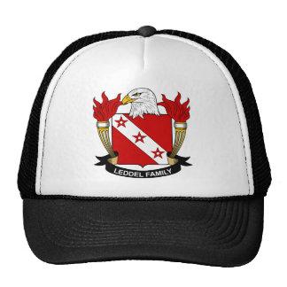 Leddel Family Crest Hat