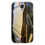 Ledger and Eyeglasses Samsung Galaxy S4 Cover
