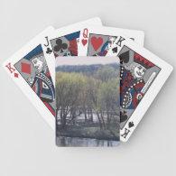 Ledges State Park Bicycle Card Decks
