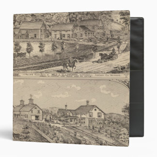 Ledgeside and Glen Dale, farms and residences 3 Ring Binder