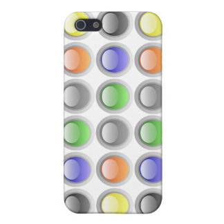 LEDs iPhone 5 Cover