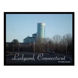 Ledyard, Connecticut Postcard