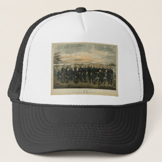Lee And His General by Americus Patterson (1904) Trucker Hat