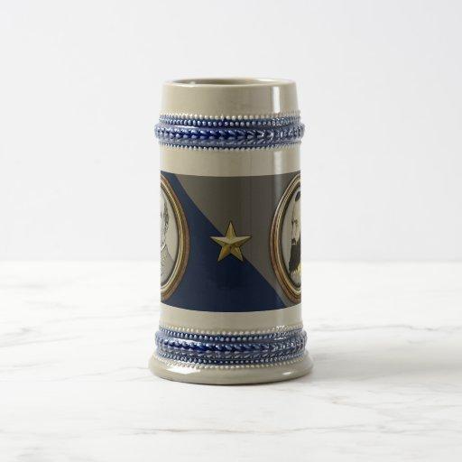 Lee and Jackson Civil War Coffee Mug