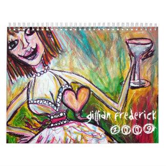 Lee Calendario De Pared