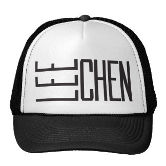 Lee Chen Trucker Hat