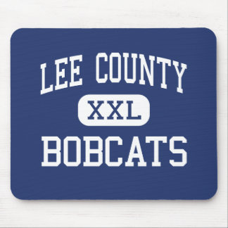 Lee County Bobcats Middle Beattyville Mouse Pad