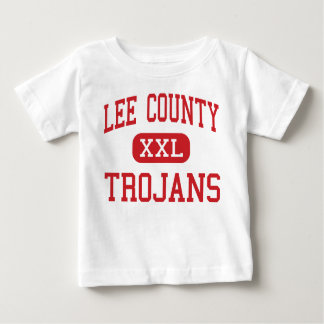 Lee County - Trojans - Middle - Leesburg Georgia Shirts