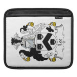 Lee Family Crest iPad Sleeves