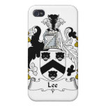 Lee Family Crest iPhone 4 Cases