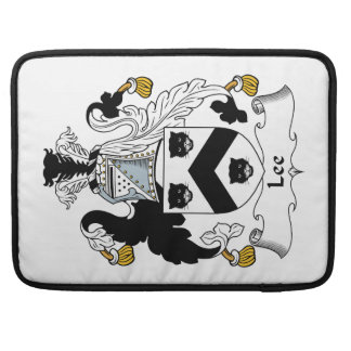 Lee Family Crest Sleeve For MacBook Pro