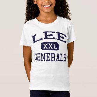 Lee - Generals - High School - Huntsville Alabama T-Shirt