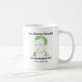Lee Harvey Oswald orquestró 911 Taza