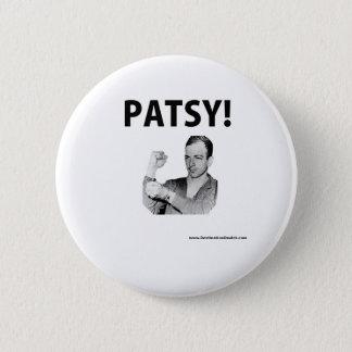 Lee Harvey Oswald Pinback Button