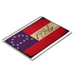 Lee Headquarters Flag with Signature Journals